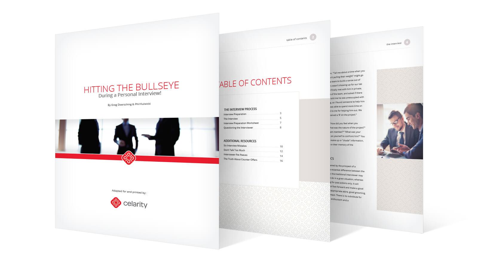 Celarity - Print Design