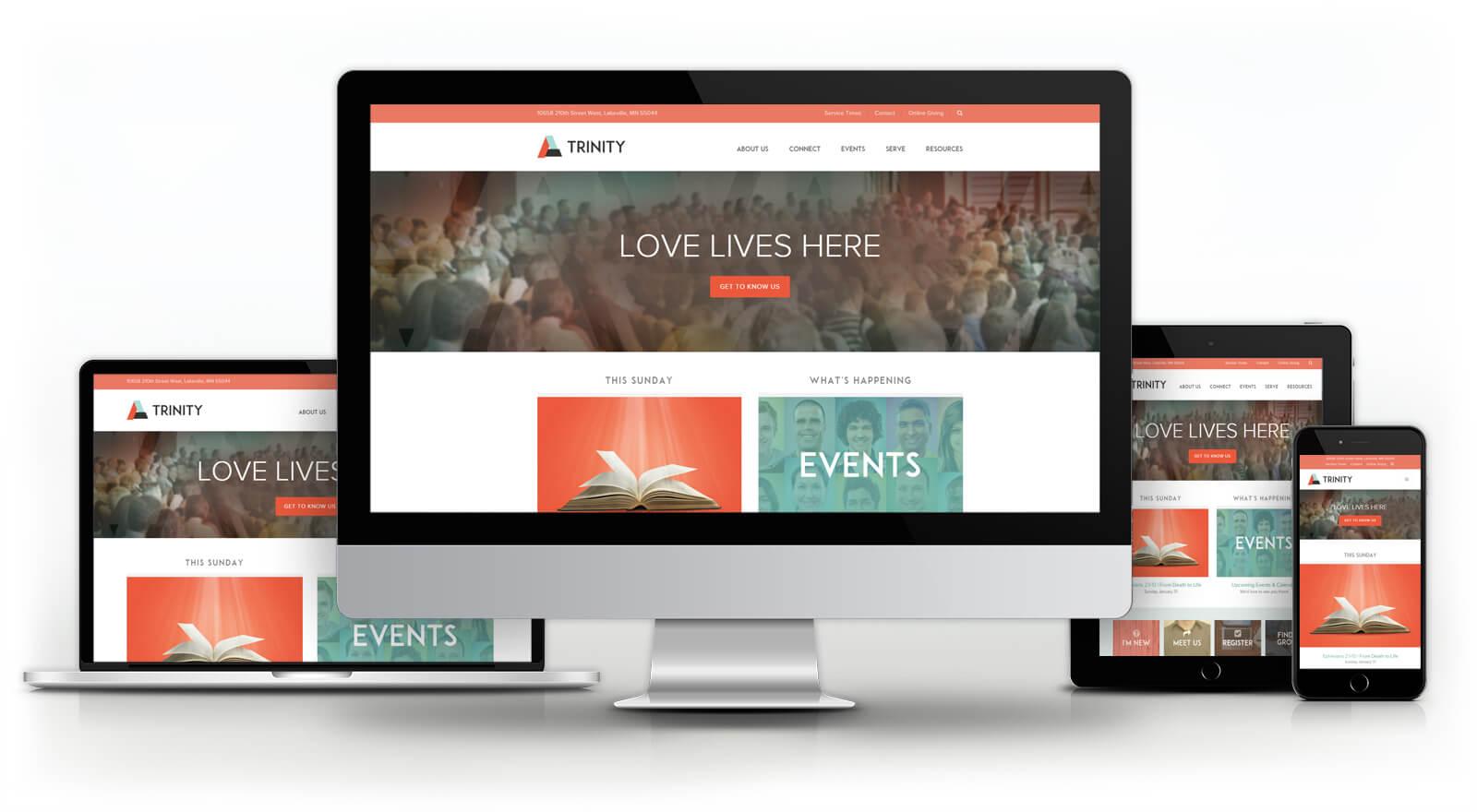 Trinity Evangelical Free Church - Website